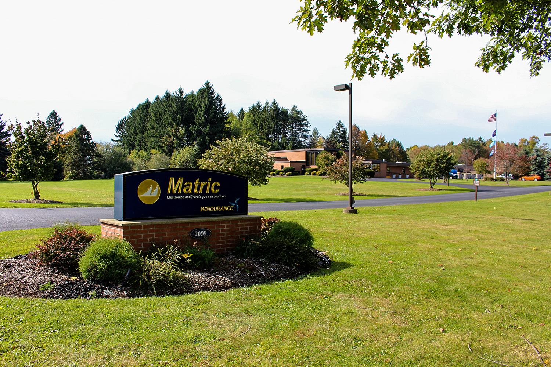 Matric Building 4